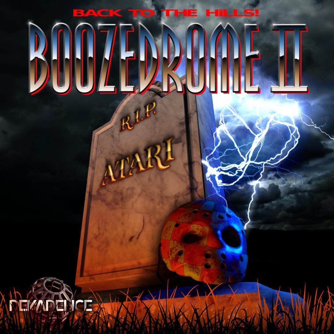 Klikněte na obrázek pro zobrazení větší verze  Název: Boozedrome obal.jpg Zobrazeno: 36 Velikost: 145,4 KB ID: 9608