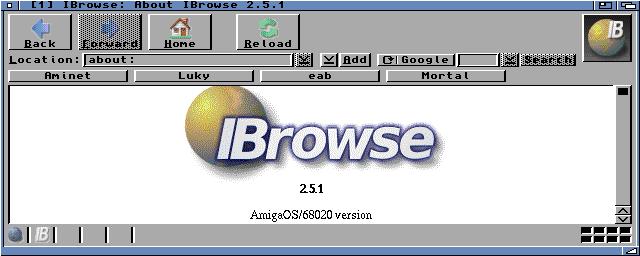 Klikněte na obrázek pro zobrazení větší verze  Název: IBrowse2.png Zobrazeno: 20 Velikost: 12,4 KB ID: 9858