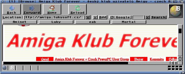 Klikněte na obrázek pro zobrazení větší verze  Název: IBrowse3.png Zobrazeno: 36 Velikost: 13,2 KB ID: 9859