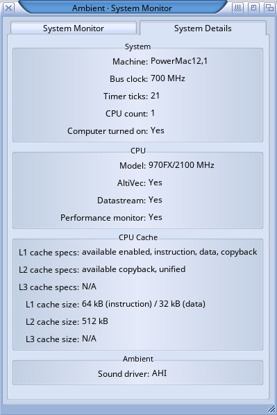 Klikněte na obrázek pro zobrazení větší verze  Název: SystemDetails-iMAC.png Zobrazeno: 39 Velikost: 46,7 KB ID: 9968