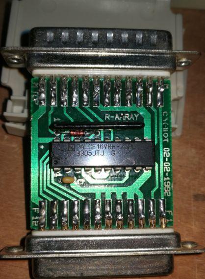 Klikněte na obrázek pro zobrazení větší verze  Název: HW ID RQ PALCE16V8H-24PC4 AMD.JPG Zobrazeno: 53 Velikost: 60,1 KB ID: 9512