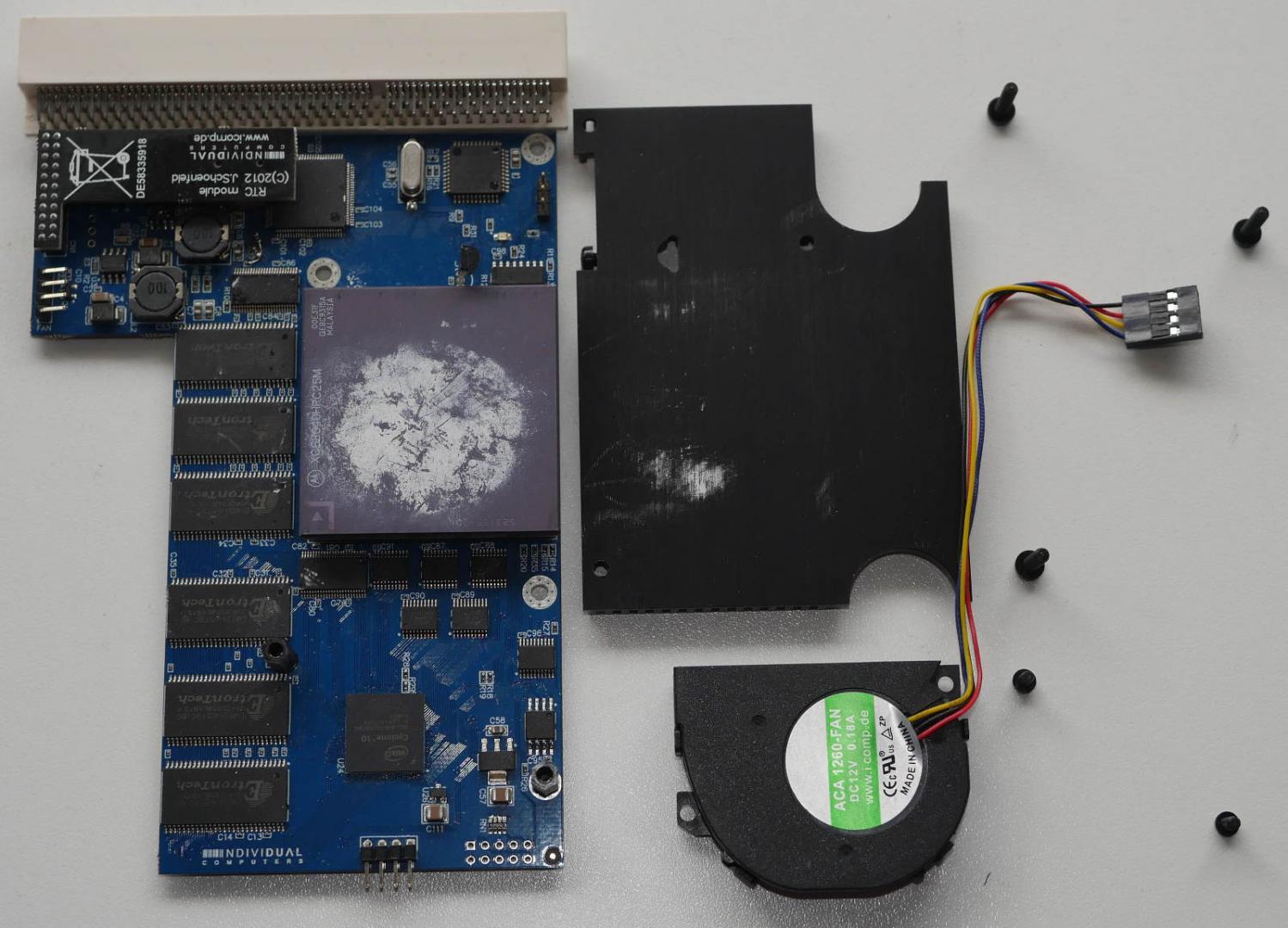 Klikněte na obrázek pro zobrazení větší verze  Název: ACA1260_Cooling_parts.jpg Zobrazeno: 65 Velikost: 167,9 KB ID: 9937
