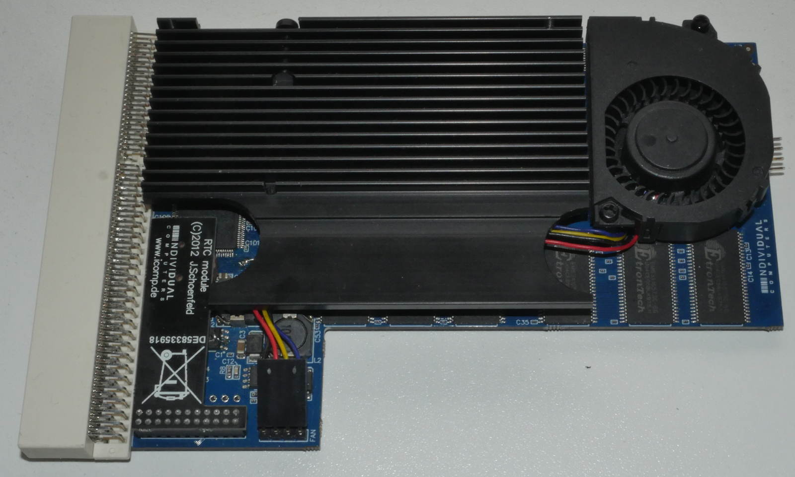 Klikněte na obrázek pro zobrazení větší verze  Název: ACA1260_prototype.JPG Zobrazeno: 54 Velikost: 117,5 KB ID: 9938